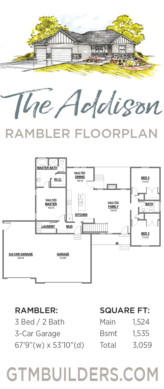 GTM Builders Rambler Addison floor plan Tooele County on multi level home floor plans, contemporary home floor plans, house floor plans, cape cod floor plans, post modern home floor plans, two story home floor plans, beautiful home floor plans, rambler building plans, ranch floor plans, best small home floor plans, l-shaped range home plans, rambler homes mn pulte plans, rambler house plans, rustic country house plans, rancher home floor plans, 3 story home floor plans, sterling home floor plans, austin home floor plans, small bathroom shower with floor plans, modern open floor plans,